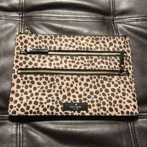 Kate Spade flat envelope clutch
